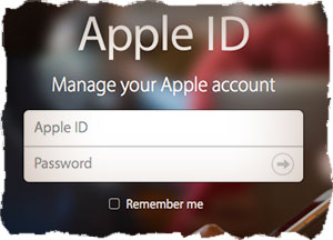 Don't receive e-mail from Apple