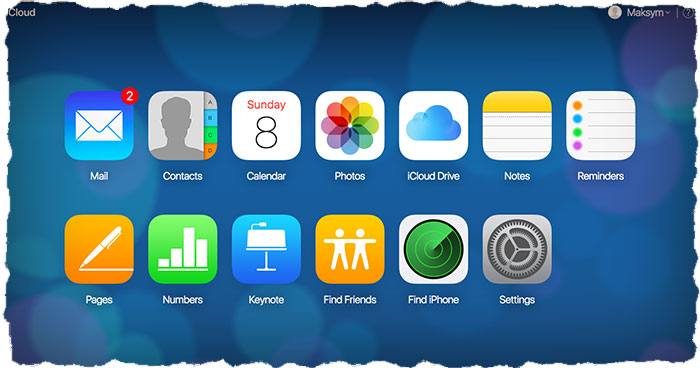 Find iPhone application