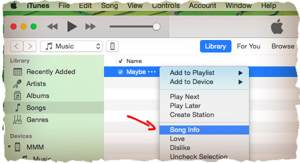 ringtone file for iphone