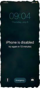 "Understanding ""iPhone is disabled - try again in 15 minutes"" [FIX]"
